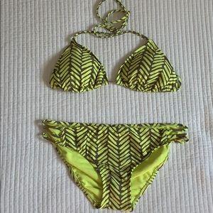 String Bikini Set